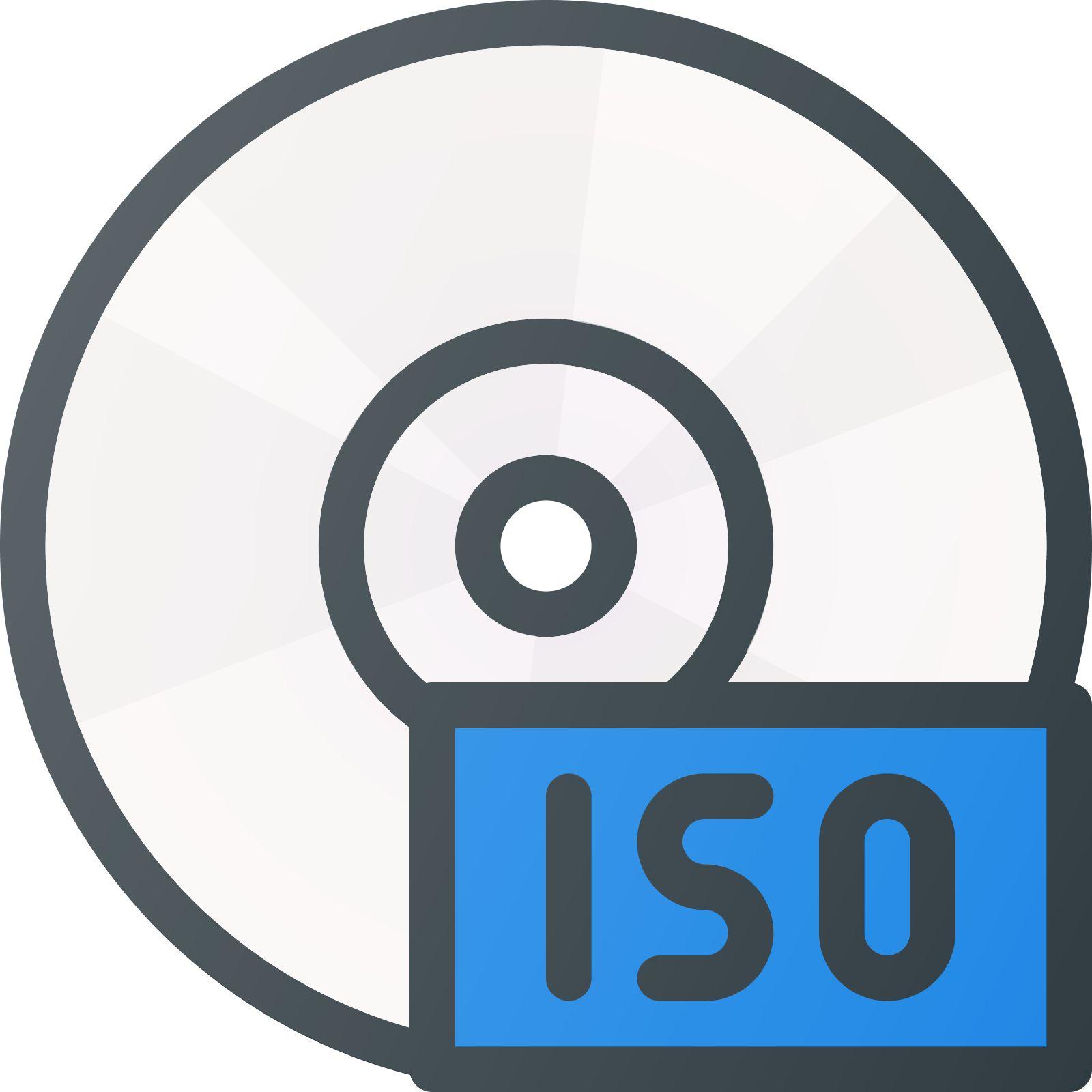 Образ диска ISO