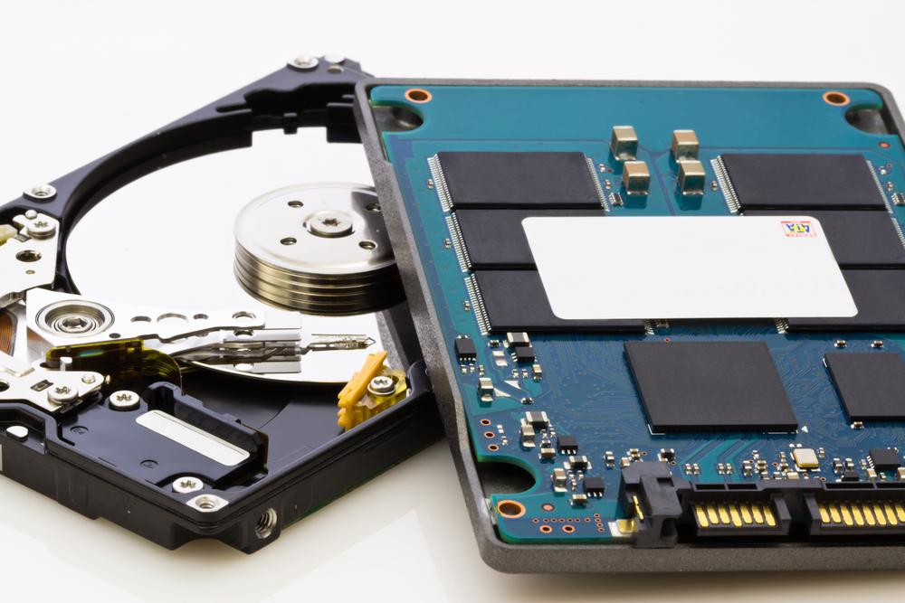 Характеристики SSD