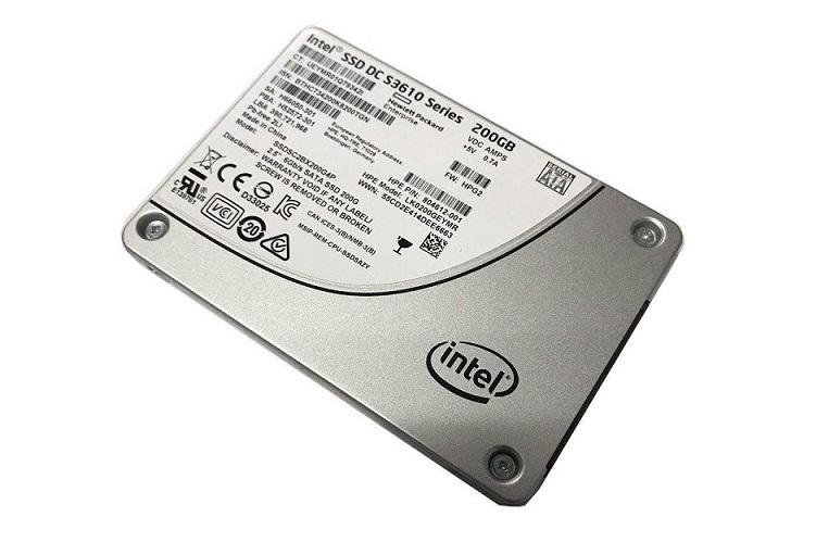 SSD Intel SSDSC2BX200G401