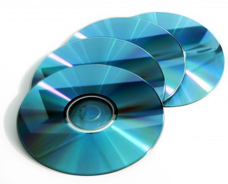 СД диск.
