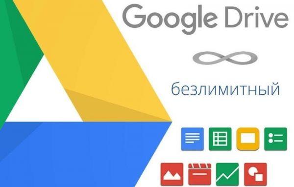 Сервис Google Drive
