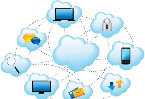 Виртуальное облачное хранилище
